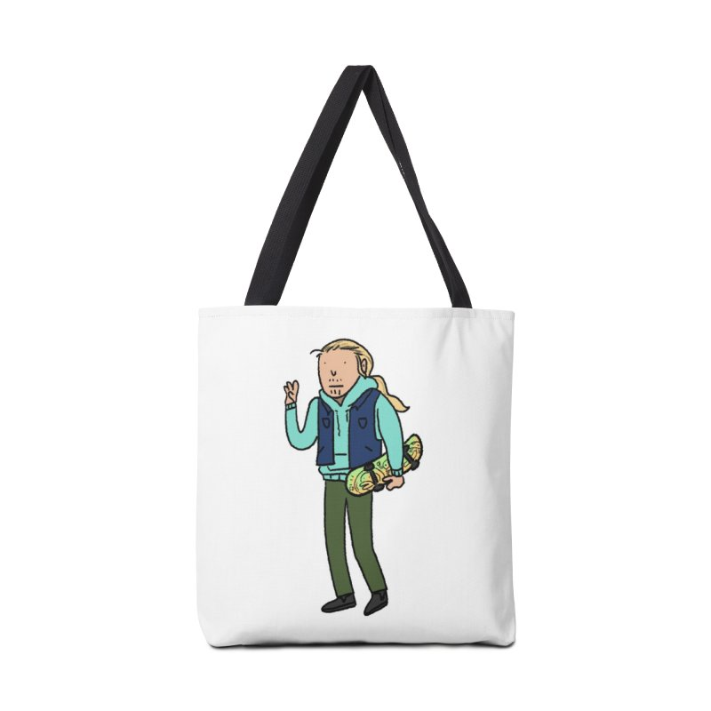 Skater Guy Accessories Bag by Cailin's Shop