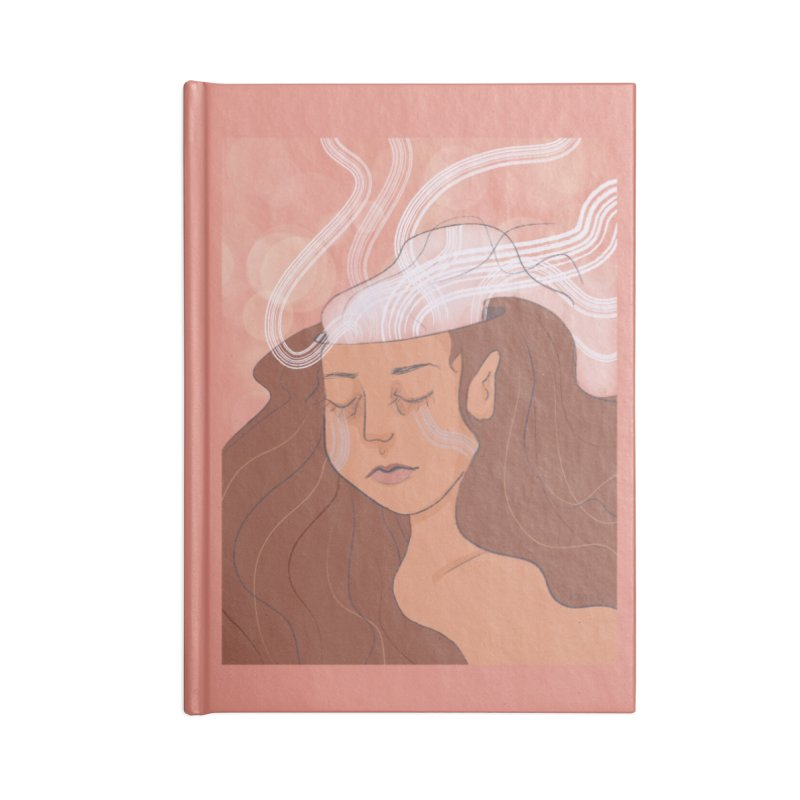 Losing Steam Accessories Notebook by Cailin's Shop