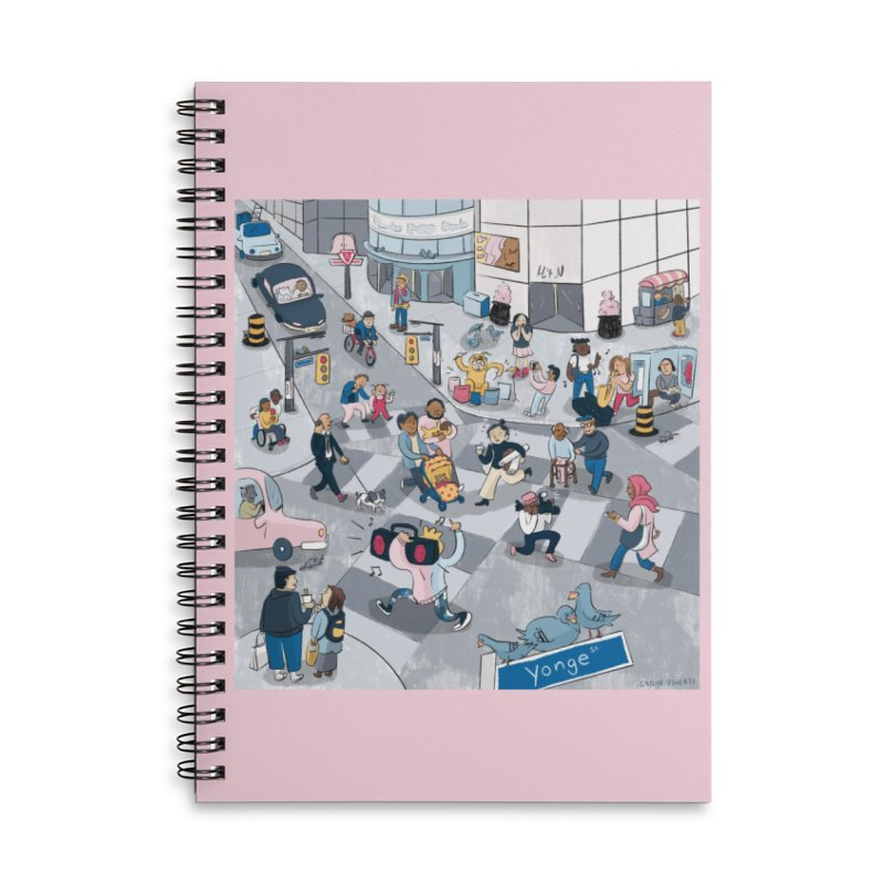 City Living Accessories Notebook by Cailin's Shop
