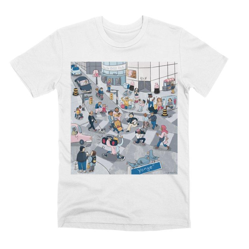 City Living Men's T-Shirt by Cailin's Shop