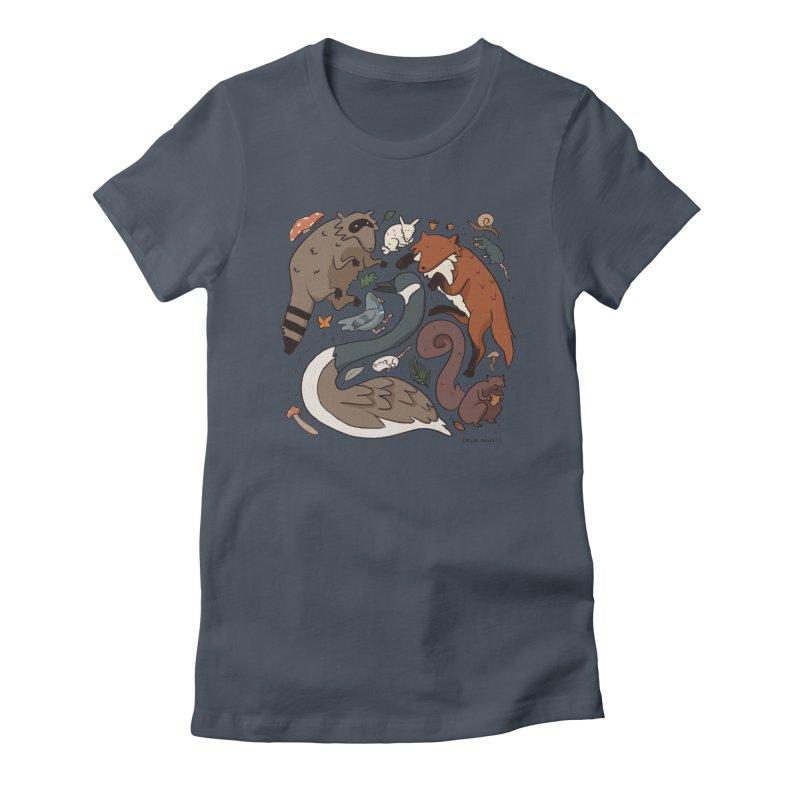 Critters Women's T-Shirt by Cailin's Shop