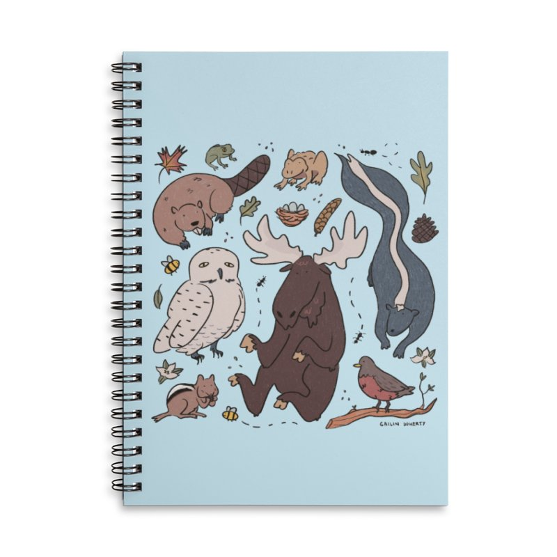Critters 2 Accessories Notebook by Cailin's Shop