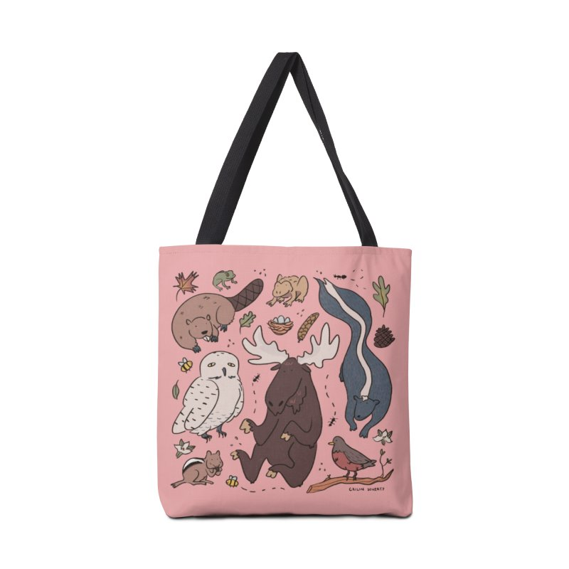 Critters 2 Accessories Bag by Cailin's Shop