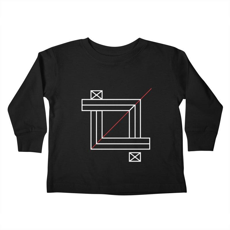 Crop Kids Toddler Longsleeve T-Shirt by Caio Call Design Shop