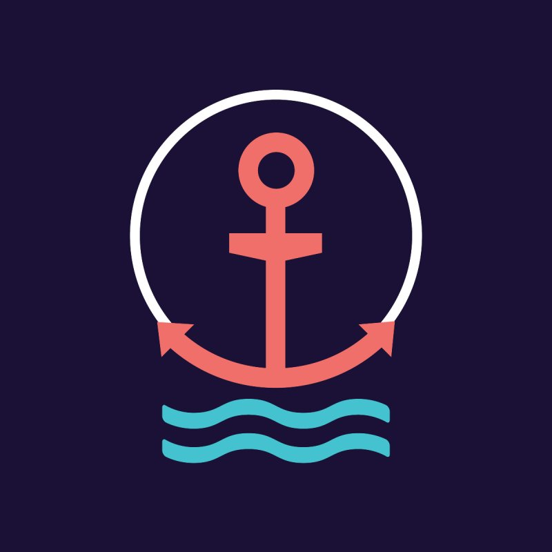 Anchortee by Caio Call Design Shop