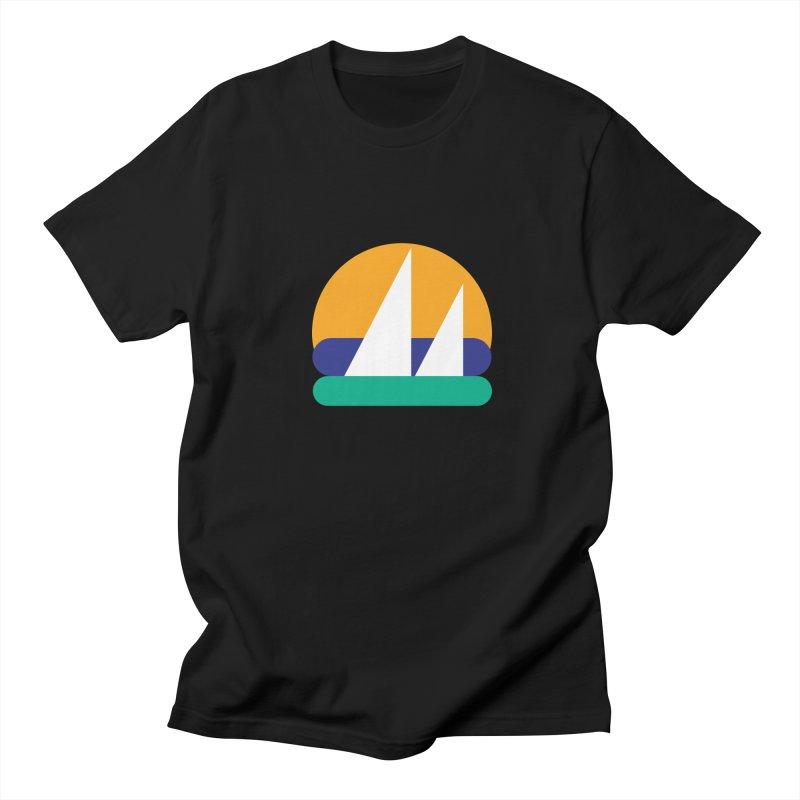 Sailor Sun Men's T-shirt by Caio Call Design Shop