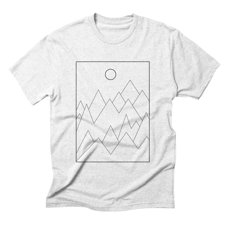 Mountain Moon   by Caio Call Design Shop