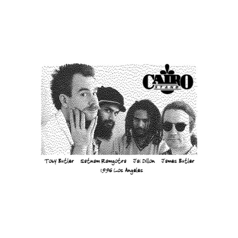 c.1996 by Cairo Stand Merch