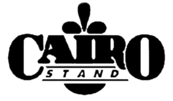 Cairo Stand Merch Logo
