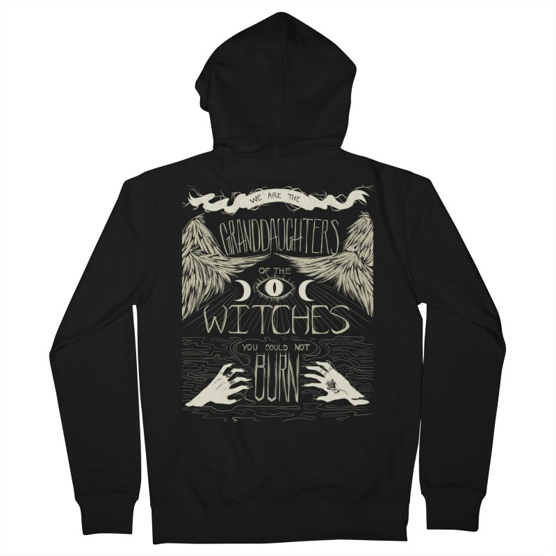 We Are The Granddaughters Women's Zip-Up Hoody by caitymayhem's Artist Shop