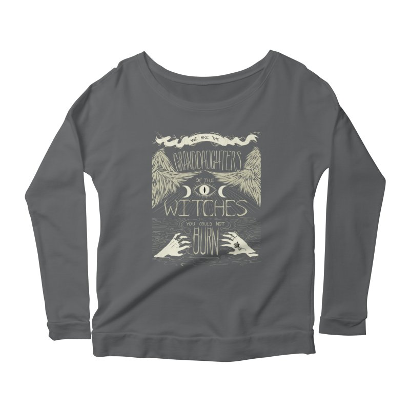 We Are The Granddaughters Women's Longsleeve T-Shirt by caitymayhem's Artist Shop