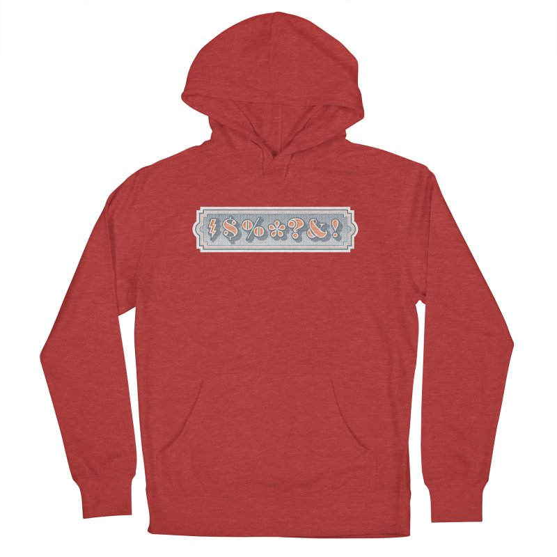 Classy Curse Men's French Terry Pullover Hoody by Calamityware