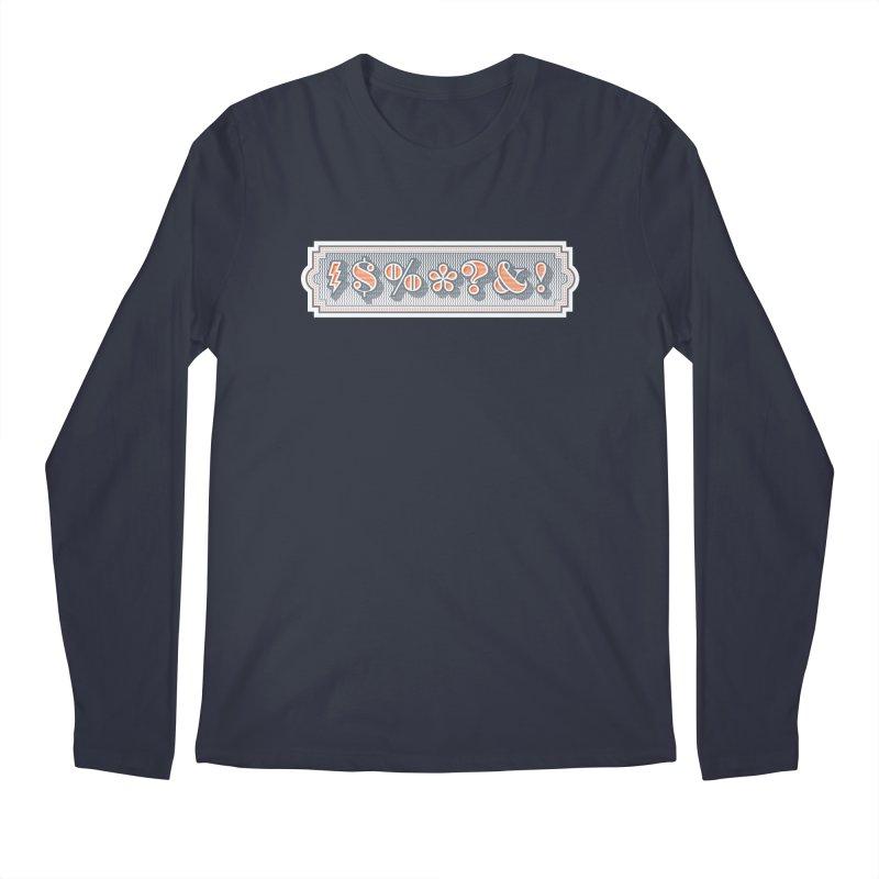 Classy Curse Men's Regular Longsleeve T-Shirt by Calamityware