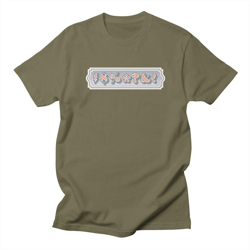 Classy Curse Men's Regular T-Shirt by Calamityware