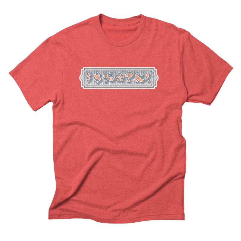 Classy Curse Men's Triblend T-Shirt by Calamityware