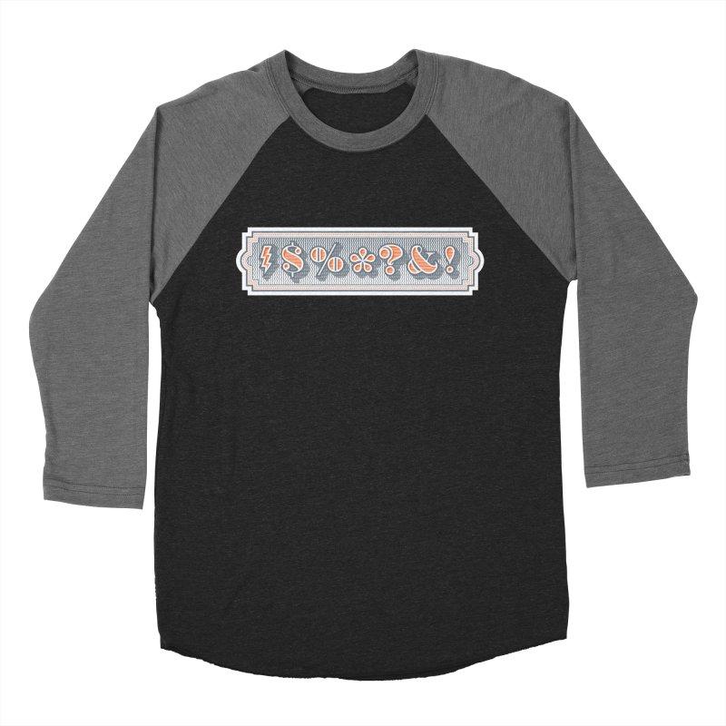 Classy Curse Men's Baseball Triblend Longsleeve T-Shirt by Calamityware