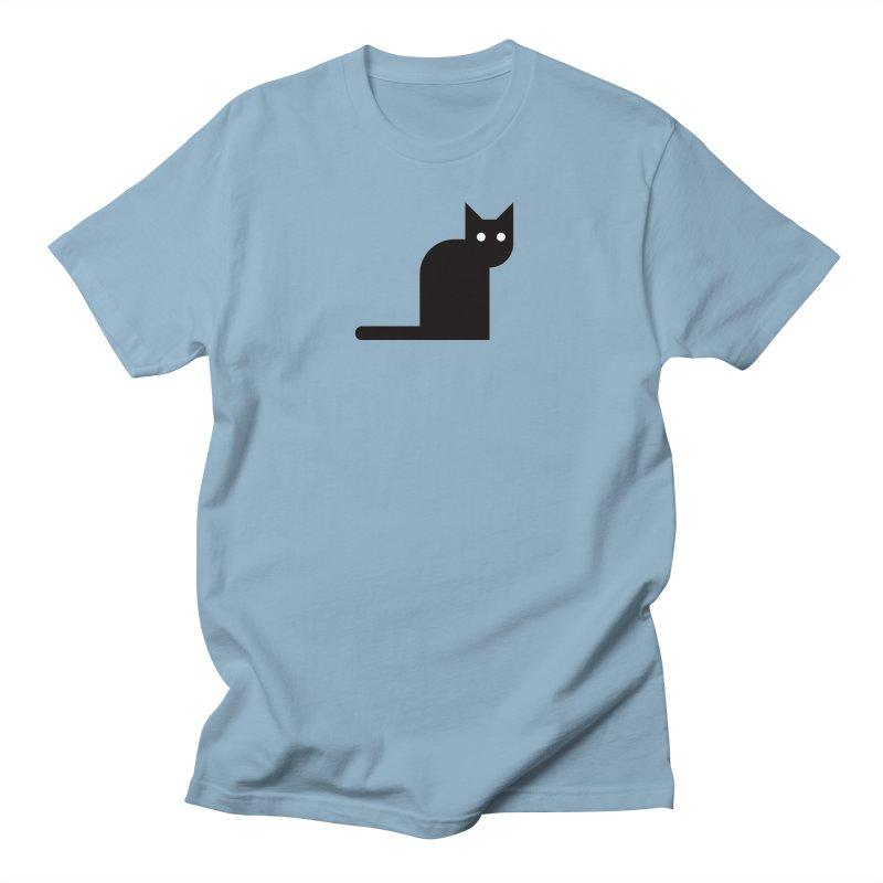 Calamityware Cat Men's T-shirt by Calamityware