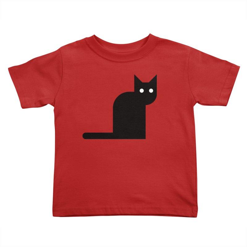 Calamityware Cat Kids Toddler T-Shirt by Calamityware
