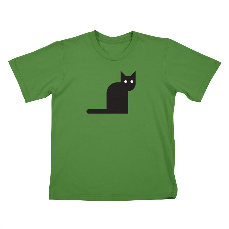 Calamityware Cat Kids T-Shirt by Calamityware