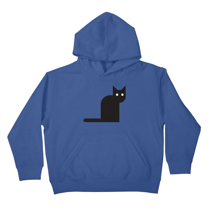 Calamityware Cat Kids Pullover Hoody by Calamityware