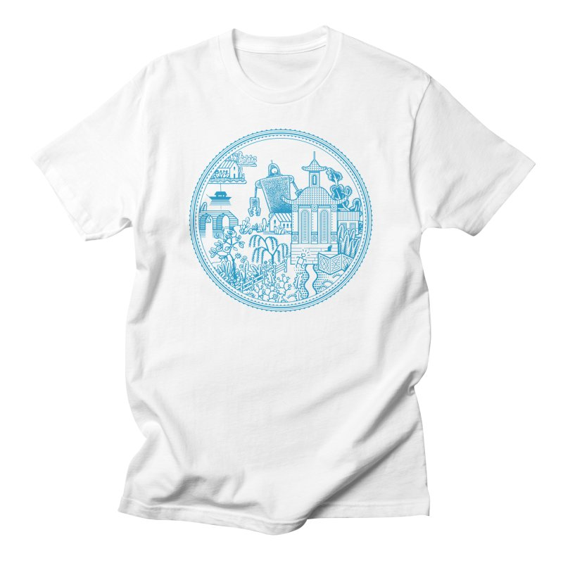 Giant Robot Women's T-Shirt by Calamityware
