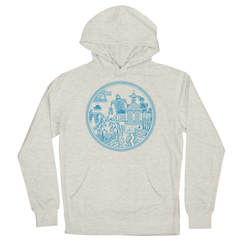 Giant Robot Men's Pullover Hoody by Calamityware