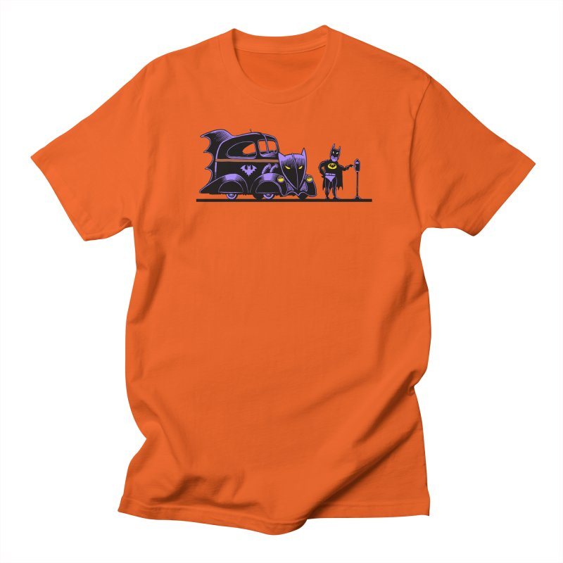 1943 Batmobile Men's T-Shirt by Calamityware