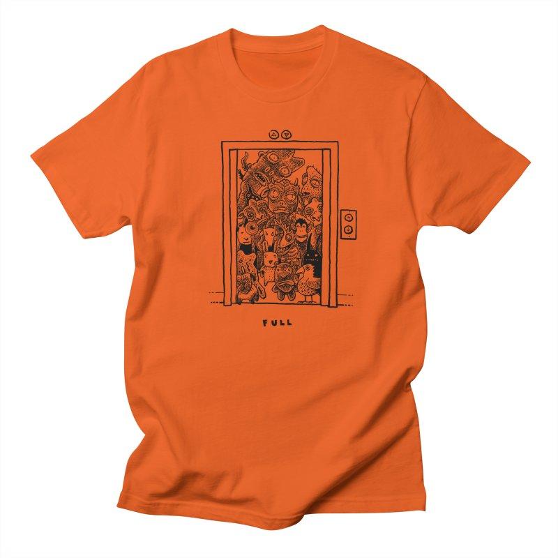 Full Women's T-Shirt by Calamityware