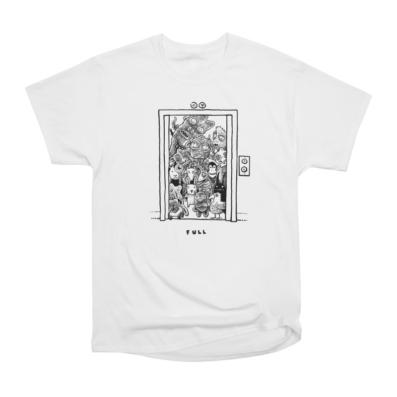 Full Women's Classic Unisex T-Shirt by Calamityware