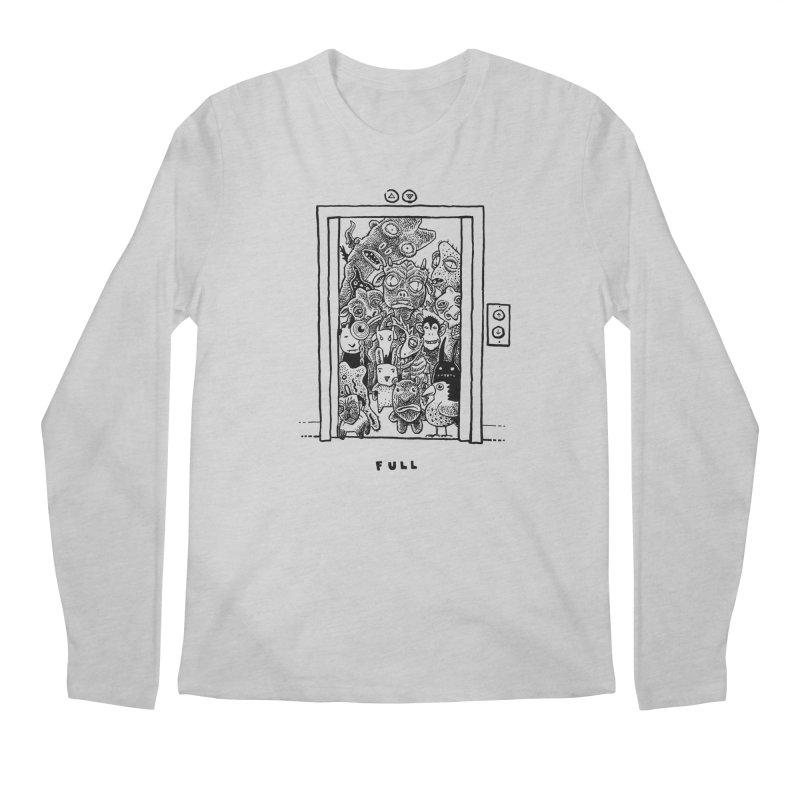 Full Men's Regular Longsleeve T-Shirt by Calamityware
