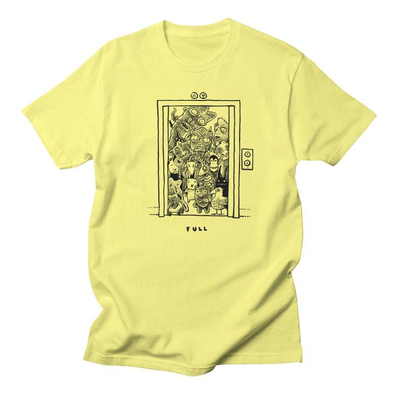 Full Men's Regular T-Shirt by Calamityware