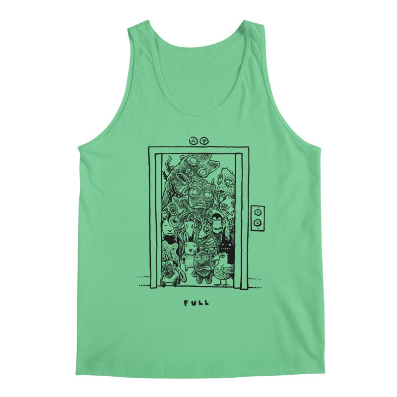 Full Men's Tank by Calamityware