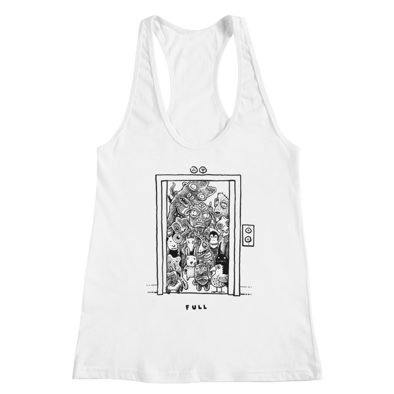 Full Women's Tank by Calamityware