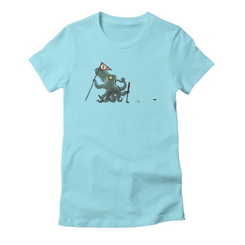 Octoputts Women's T-Shirt by Calamityware