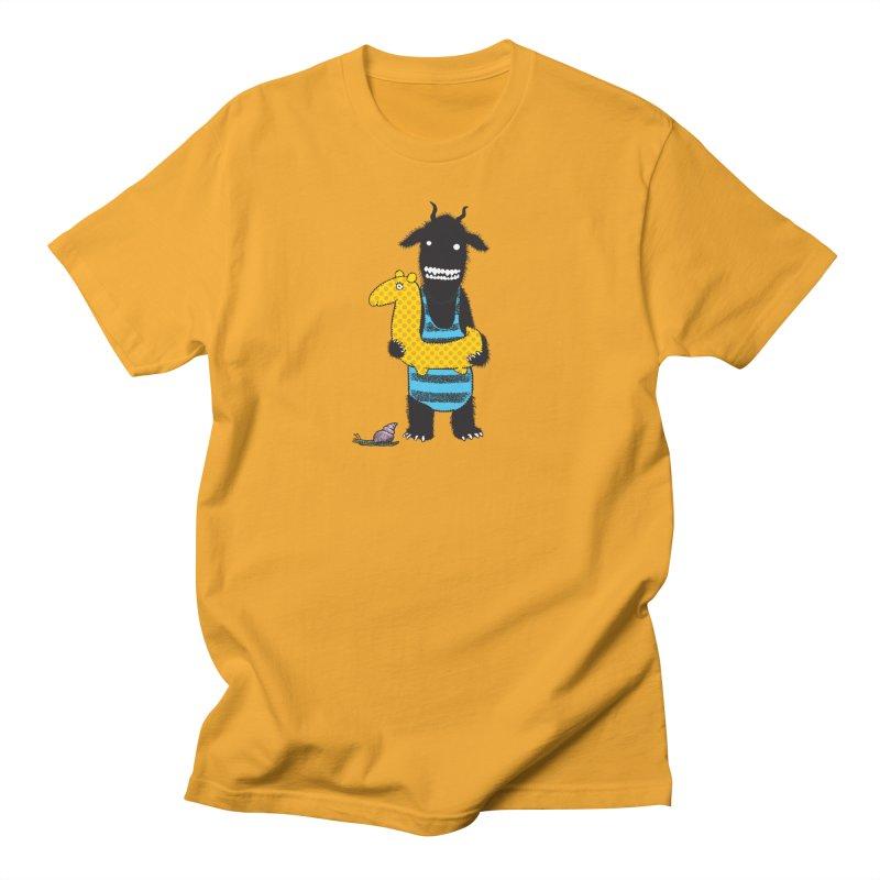 Bathing Beauty Men's Regular T-Shirt by Calamityware