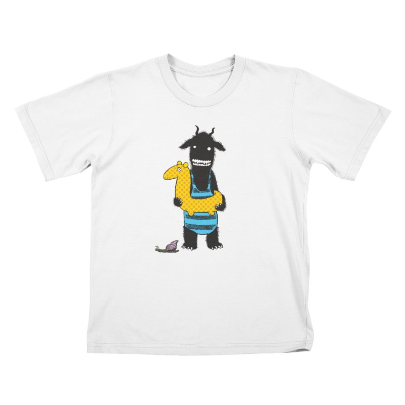 Bathing Beauty Kids T-Shirt by Calamityware