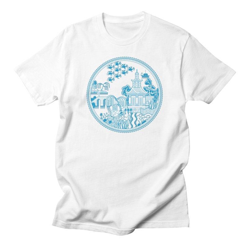 Flying Monkeys Men's T-Shirt by Calamityware