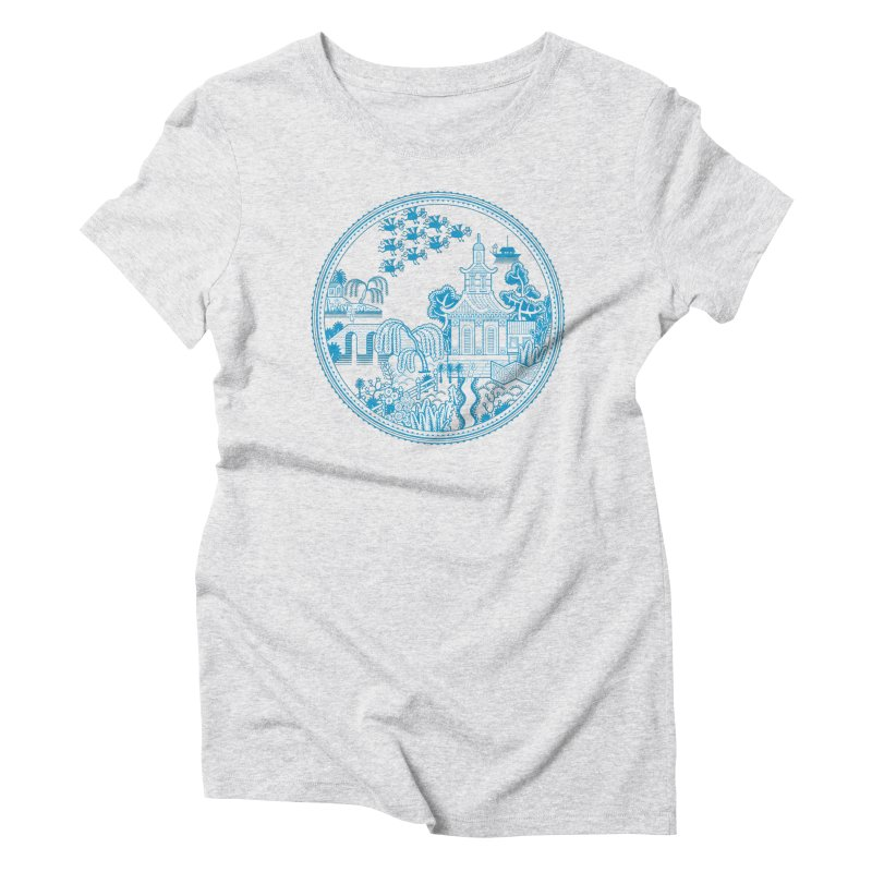Flying Monkeys Women's Triblend T-Shirt by Calamityware