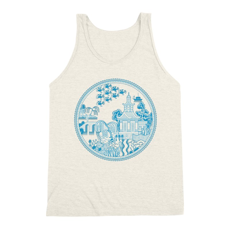 Flying Monkeys Men's Triblend Tank by Calamityware