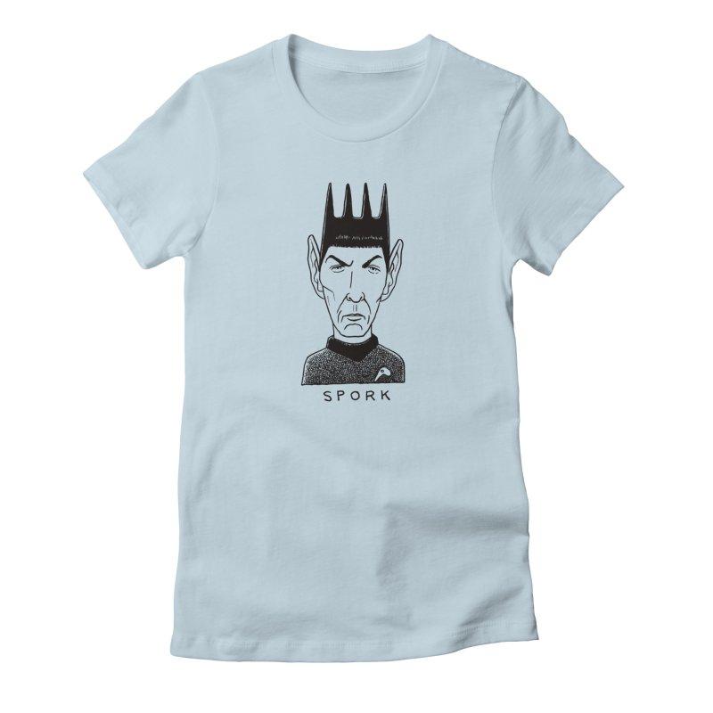 Spork Women's T-Shirt by Calamityware