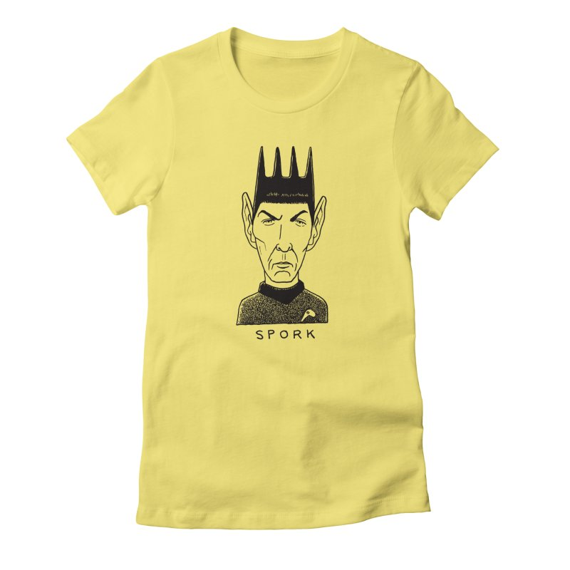 Spork Women's T-Shirt by Calamityware