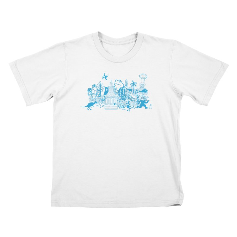 Things Could Be Worse Kids T-Shirt by Calamityware