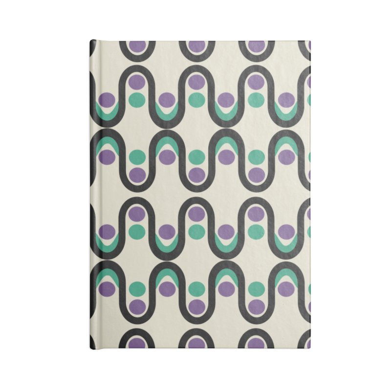 Steve Dots Pucci Accessories Lined Journal Notebook by Caligráfica