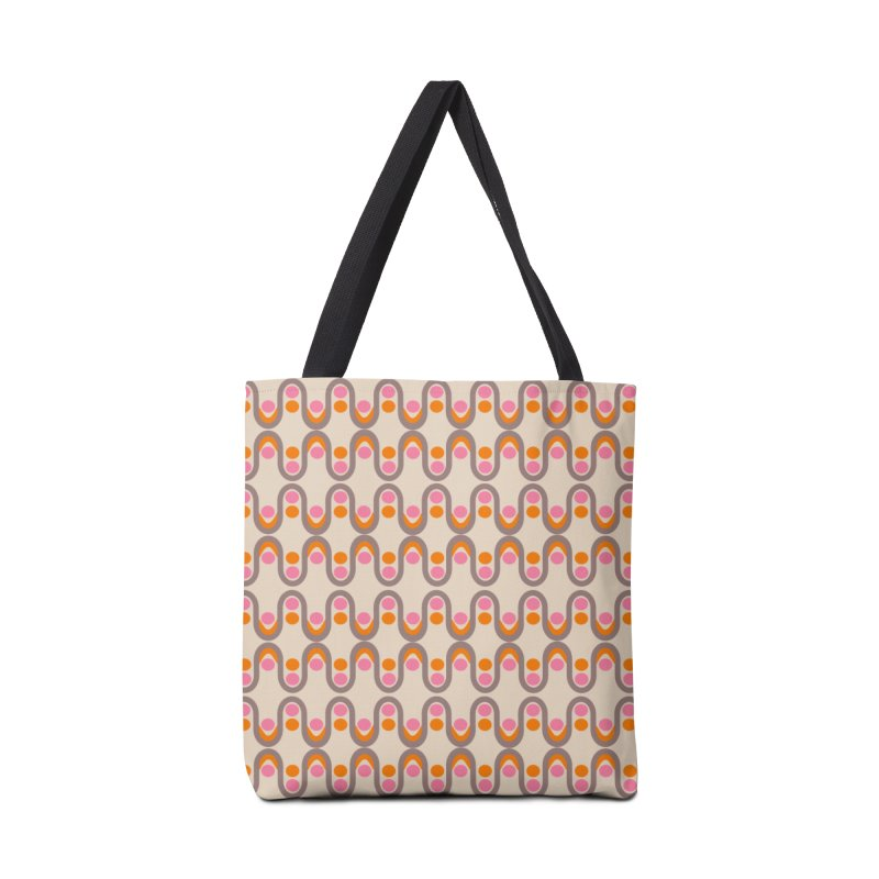Steve Dots Sixties Accessories Bag by Caligráfica
