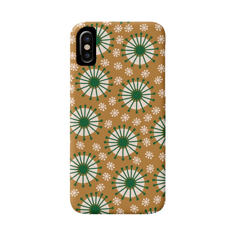 Carousel Amber Accessories Phone Case by Caligráfica