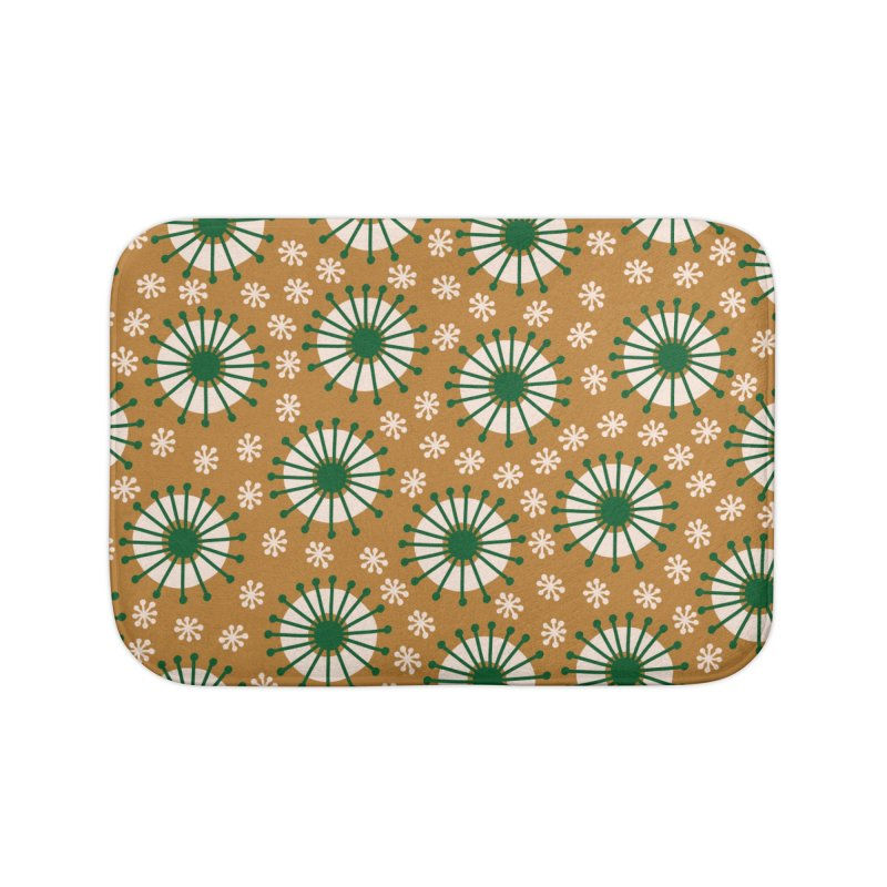 Carousel Amber Home Bath Mat by Caligráfica