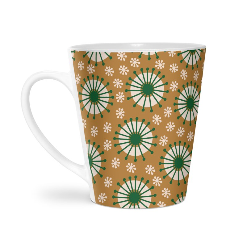 Carousel Amber Accessories Latte Mug by Caligráfica