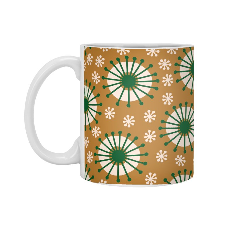 Carousel Amber Accessories Standard Mug by Caligráfica
