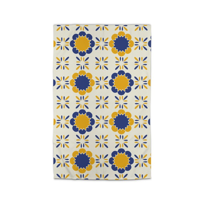 Lisboeta Tile Home Rug by Caligráfica