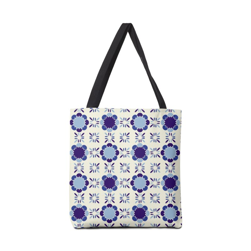Portuense Tile Accessories Bag by Caligráfica